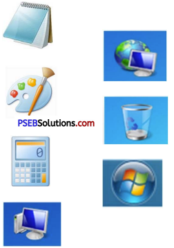 PSEB 6th Class Computer Solutions Chapter 3 Basics Of Working With Computers - 1