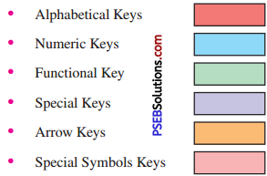 PSEB 6th Class Computer Solutions Chapter 7 Input Devices - 5
