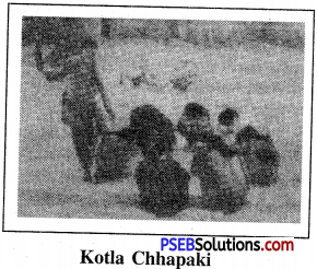 PSEB 6th Class Physical Education Solutions Chapter 4 Folk Games of Punjab 2