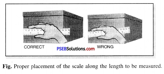 PSEB 6th Class Science Solutions Chapter 10 Motion and Measurement of Distances 1