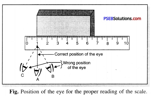PSEB 6th Class Science Solutions Chapter 10 Motion and Measurement of Distances 3