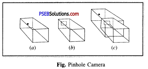 PSEB 6th Class Science Solutions Chapter 11 Light Shadows and Reflections 2