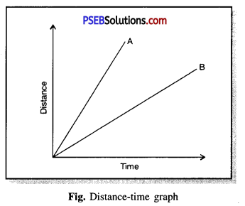 PSEB 7th Class Science Solutions Chapter 13 Motion and Time 11