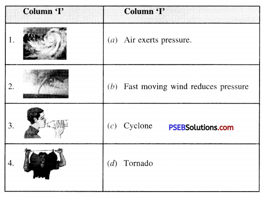 PSEB 7th Class Science Solutions Chapter 8 Winds, Storms and Cyclones 1