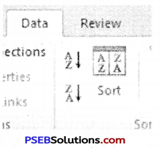 PSEB 9th Class Computer Notes Chapter 1 MS Excel Part-I 39