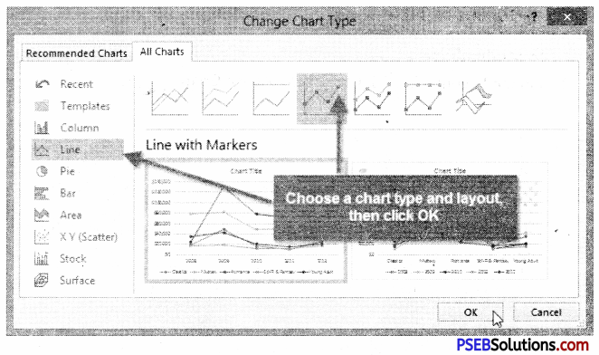 PSEB 9th Class Computer Notes Chapter 2 MS Excel Part-II 5