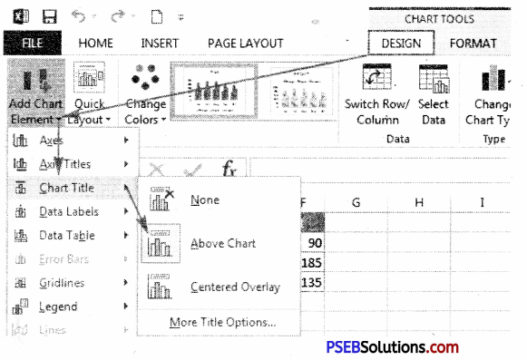 PSEB 9th Class Computer Notes Chapter 2 MS Excel Part-II 8